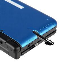 2 X Plástico Negro Pantalla Táctil Stylus Pen para Nintendo 3DS N3DS XL LL Nuevo