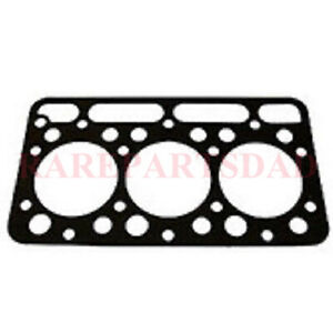 16861-03310 Cylinder Head Gasket for Kubota D662 D722 Engine