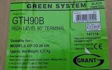 Green system GTH90B High level 90° terminal
