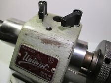 UNIMAT DB/SL Lathe Headstock Spindle Clamping Levers