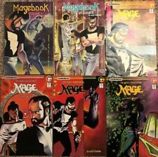 MAGE THE HERO DISCOVERED #1-15 COMPLETE SERIES SET COMICO MATT WAGNER