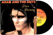 "ADAM AND THE ANTS - PRINCE CHARMING - 7"" 45 VINYL RECORD PIC SLV 1981"