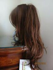 Noriko Angelica Beautiful Wig in Chestnut