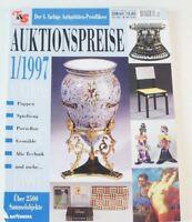 Auktionspreise 01/ 1997 Sammelobjekte Spielzeug Puppen Porzellan Technik B6342