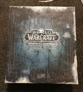 PC - WORLD OF WARCRAFT - WRATH OF THE LICH KING - COLLECTORS EDITION