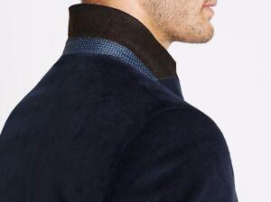M&S COLLECTION Cotton Rich Corduroy 2 Button Jacket  PRP £99