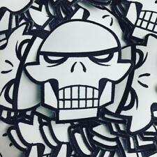 "Matt Siren ""Skully"" Graffiti Street Art Patch"
