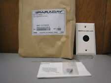 Faraday 500-033310Fa / 8727W Led Wall Annunciator New Free Shipping