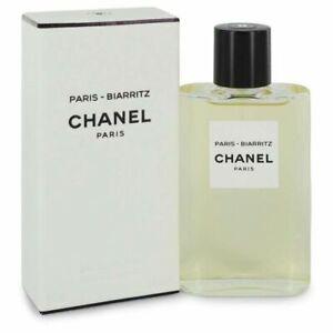 Chanel Paris Biarritz Eau De Toilette For Women 4.2 Oz / 125 ml Brand New Item!