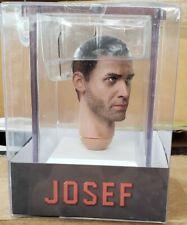 DID 1/6 Josef Head WWII German headsculpt w/glasses 1/6 scale MIB R80139BH