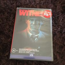 HARRISON FORD IN WITNESS DVD