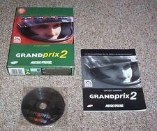 PC DOS: Grand Prix 2