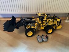 Lego Technic Technik 42030 Volvo Radlader . 100% Komplett inkl Beleuchtung