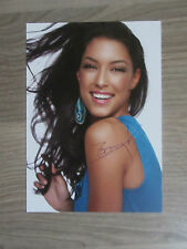 Rebecca Mir original handsignierte Autogrammkarte!!!  GNTM