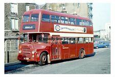pt7483 - Road Services Bus 63 at Douglas Bus Stn , Isle of Man - photograph 6x4