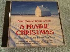 Prairie Folklore Theatre Presents A Prairie Christmas Barry Cloyd & Brian Ellis