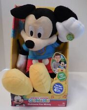 Singing Talking Mickey Mouse Clubhouse Fun Hot Dog Song 4 Phrases 2