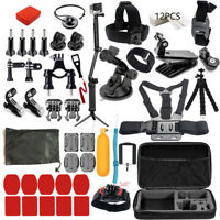 3-Way Kit Accessories set for Gopro go pro hero 8 7 6 5 Session 4 3 SJCAM/Xiaomi