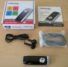 REFURBISHED REDDMANGO 4GB MP3 PLAYER with FM RADIO AND VOICE RECORDER