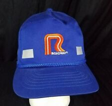 VTG Roadway Trucking Hat Safety Reflectors Cincinnati Ohio Snapback Trucker Cap