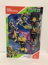 Mega Construx Teenage Mutant Ninja Turtles Raph Dimension X Battle 81 Pieces