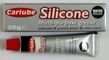 SILICONE MULTI PURPOSE GREASE PLASTIC RUBBER CARLUBE