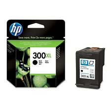 Refilled HP 300 XL Black Ink Cartridge Remanufactured Inkjet.