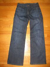 EUC Ladies Dark Wash Classy Sexy GAP denim jeans Size 4 R WOW~