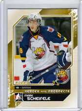 MARK SCHEIFELE 10/11 ITG Heroes Prospects Update Rookie RC #177 Winnipeg Jets