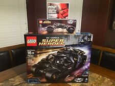 LEGO BAT POD 5004590 & UCS TUMBLER 76023 NEW SEALED DC BATMAN VIP EXCLUSIVE RARE