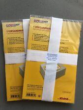 10x DHL EXPRESS Paketmarke 5kg