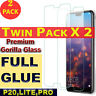 FOR HUAWEI Honor View 10,20 100%PREMIUM-GORILLA-TEMPERED GLASS SCREEN PROTECTOR