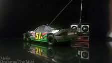 Tyco 1:24 Days of Thunder, Cole Trickle #51 Mello Yellow  RC Remote Control Rare