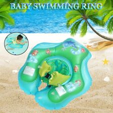 Inflatable Baby Kids Float Swimming Ring Safety Swim Trainer Water Pool Toy 50cm