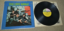 The Live Kinks LP Reprise RS 6260 stereo 1st US press 1967 tri-color 1A / 1G mod