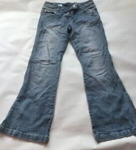 Ladies GENUINE Next Woman Denim Blue Jeans SIZE 12 Vgc