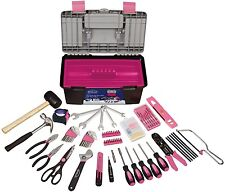 tool set kit craftsman home 170 pc box pink claw bit sae hex phillips household