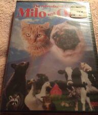 NEW The Adventures of Milo and Otis ~ DVD