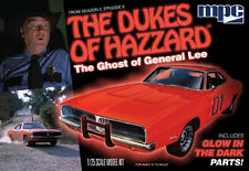 MPC 754 THE GHOST OF THE GENERAL LEE Glow in the dark, plastic model kit 1/25