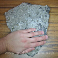 Silber | Pyrit | Galenit | Calcit | Sphalerit-Stufe mit 7,9 kg !! USA, Quarz
