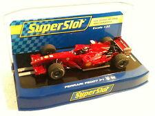 qq H 2860 SUPERSLOT  FERRARI F1 2007 No 6 KIMI RAIKKONEN - Scalextric UK - H2860