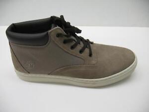 Timberland A15DI Ortholite Dauset Chukka Casual Suede Shoes Tan Brown Mens