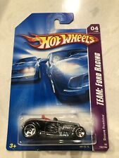 2008 Hot Wheels Team Ford Racing Deuce Roadster #144