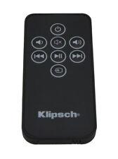 Remote Control For Klipsch KMC 3 Wireless Bluetooth AptX Speaker Wr Coin Battery