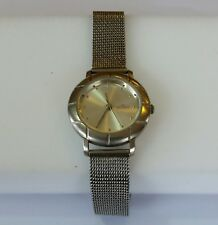Skagen Denmark Womens Stainless Steel Mesh Watch Wristwatch B3SSSS F54