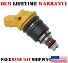 x1 <OEM> Fuel Injector For (2005-2011) `Subaru` Legacy 2.5L H4 {Pr#16600-AA170}
