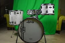 Ludwig Drum set White Marine Pearl  COLLECTORS 100th ANNIVERSARY Very rare