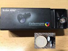 1 Paar Kellermann Micro LED Mini Blinker Bullet Atto schwarz PAARPREIS