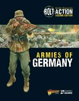 Bolt Action: Armies of Germany 2nd Edition by Warlord Games 9781472817808