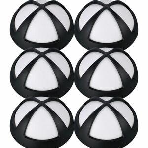 6 x Müller-Licht LED Außenleuchte Deckenleuchte Kreuz 4W schwarz weiß - UVP 107€